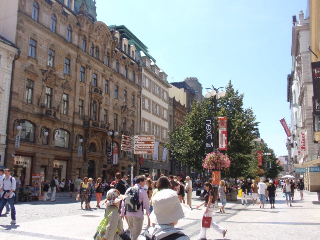 チェコ プラハ 旅行記