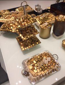 ドバイ patch チョコレート